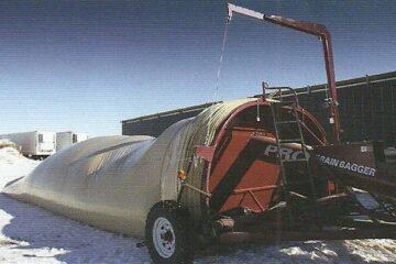 Bolsas de almacenaje para silos y granos